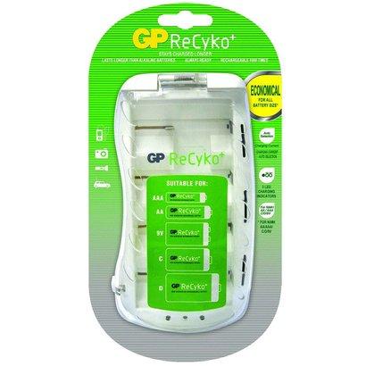 GP recyko PB19 universele batterijlader
