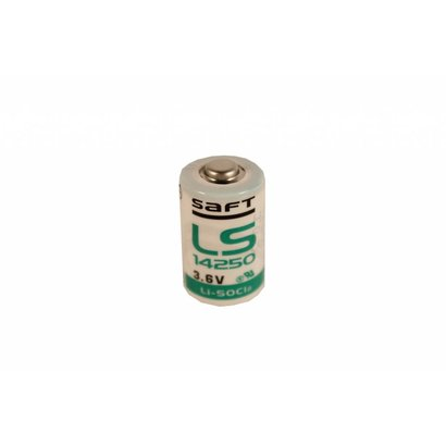 CR1/2AA lithium batterij 3.6V Saft LS14250