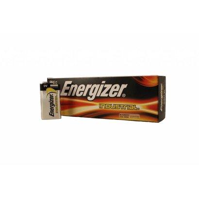 9V blok batterij Energizer industrial doos 12 stuks
