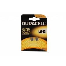 LR43 / AG12 Duracell knoopcel batterij