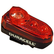 Duracell LED fietsverlichting achterlamp