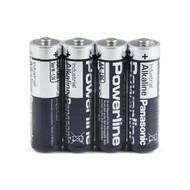 AA LR6 batterijen Panasonic powerline industrial