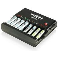 Ansmann powerline 8 batterijlader