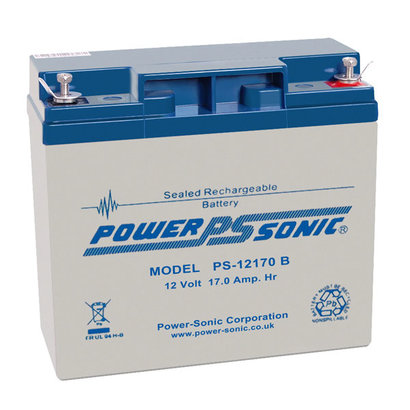 Loodaccu Powersonic 12V 17 Ah PS-12170B