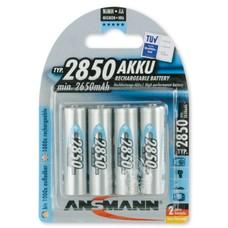 Ansmann batterijen