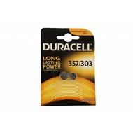 357/303 SR44W Duracell batterijen