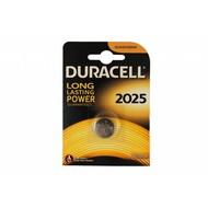 CR2025 3V Duracell lithium knoopcel batterij (3 Volt)