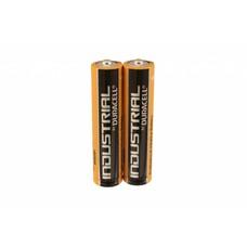 AAA batterijen Duracell industrial folie 2 stuks
