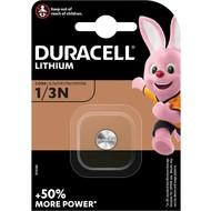 CR1/3N Duracell foto lithium batterij