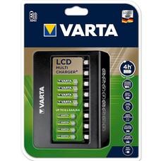 Varta batterijlader voor 8 AA of AAA oplaadbare batterijen