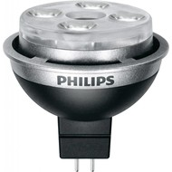 Philips dimbare LED lamp spot MR16 GU5.3 7W-35W 12V extra warm wit