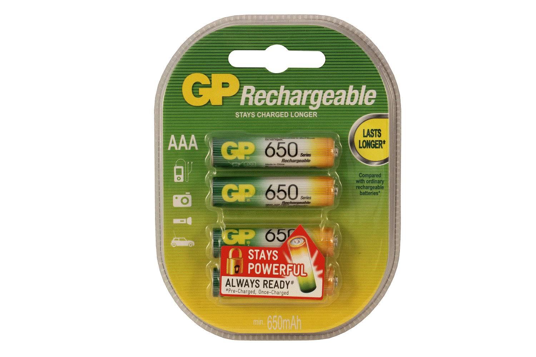 AAA en AA oplaadbare batterijen voor DECT telefoons