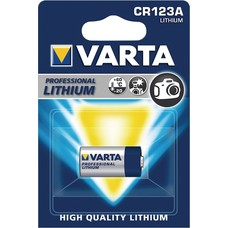 Varta lithium batterij