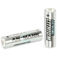 AA extreme lithium batterijen Ansmann 50 stuks bulk