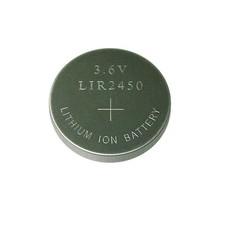 LIR2450 oplaadbaar 3,6V