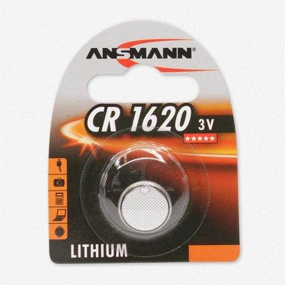 CR1620 3V Ansmann lithium knoopcel batterij (3 Volt)