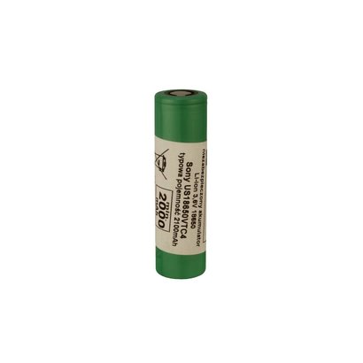 18650 Li-ion oplaadbare batterij Sony US18650 VTC4 3,6V 2100 mAh unprotected