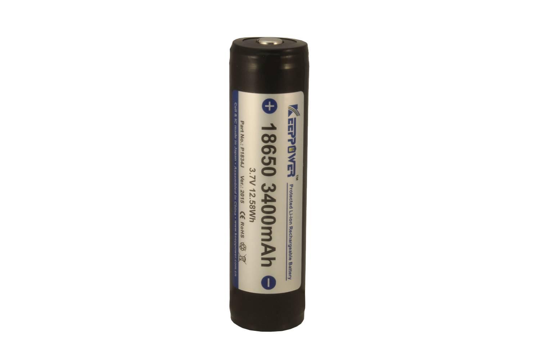 18650 Li-ion batterijen en laders toegevoegd
