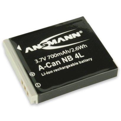 NB-4L Canon accu (batterij) digitale camera