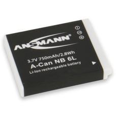 NB-6L Canon accu (batterij) digitale camera