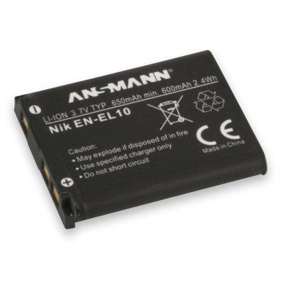 EN-EL10 Nikon accu (batterij) digitale camera