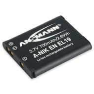 EN-EL19 Nikon accu (batterij) digitale camera