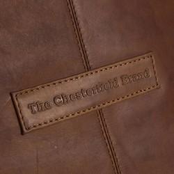 Chesterfield Oldham Leren Shopper Cognac