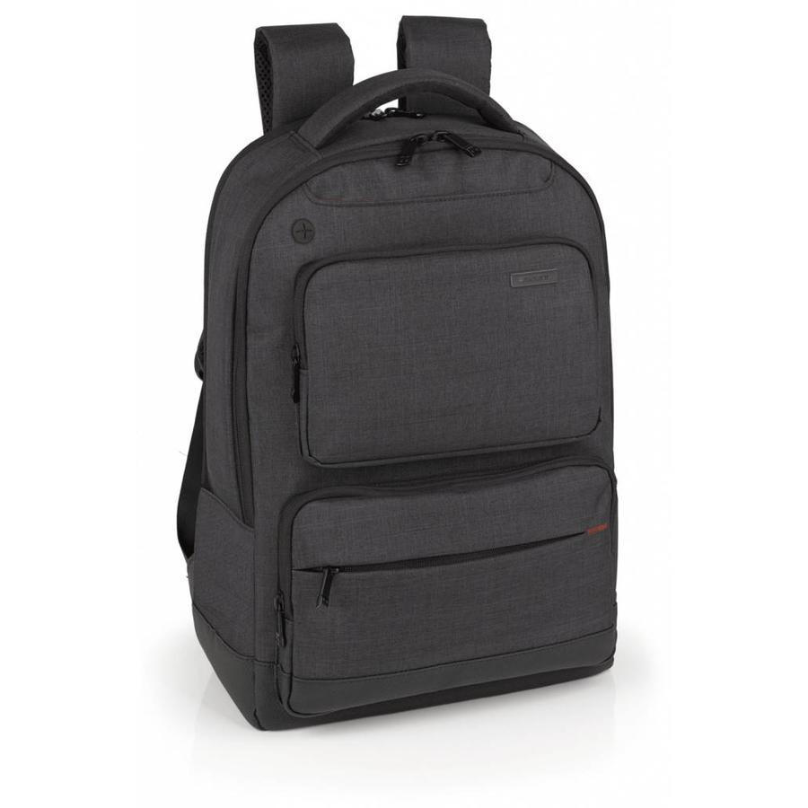 Gabol Laptop Rugtas 15,6 inch System Young Grijs