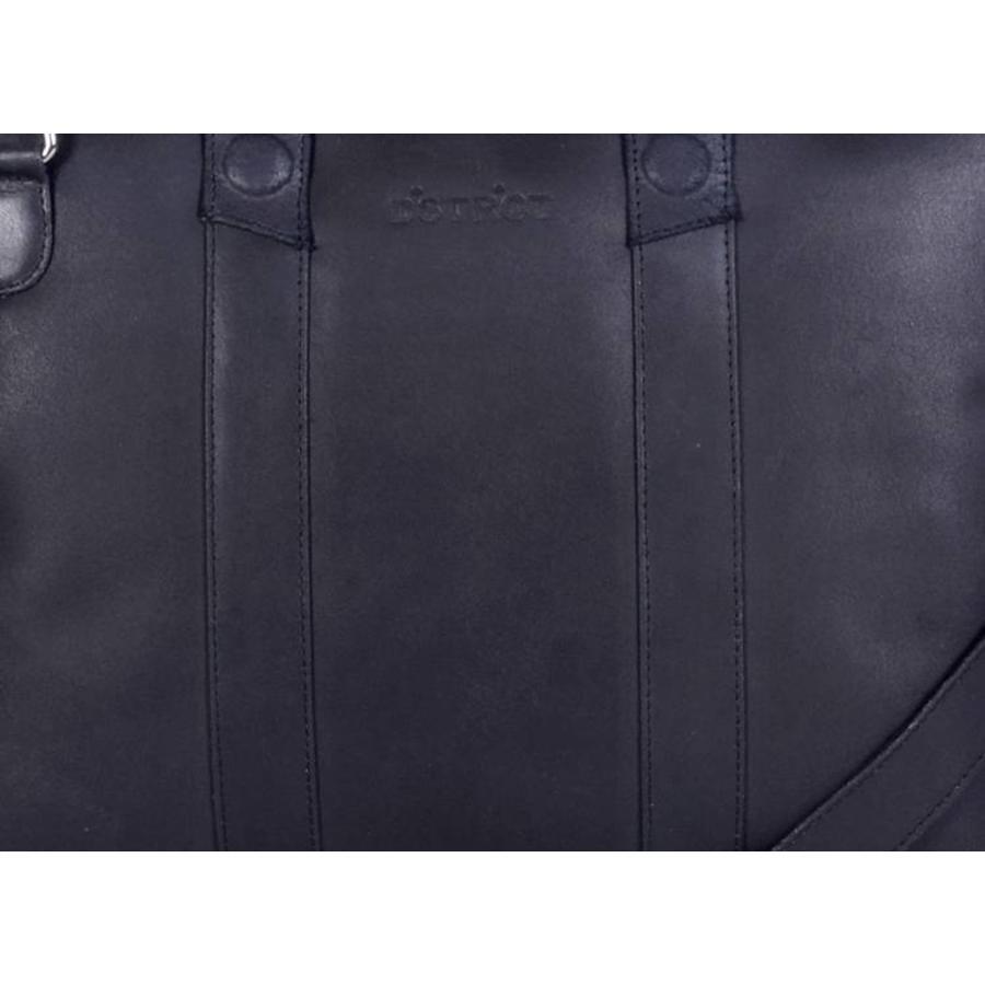 DSTRCT Fletcher Street Laptoptas 11,6 inch Black