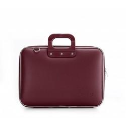 Bombata Classic Hardcase Laptoptas 15,6 inch Burgundy Red