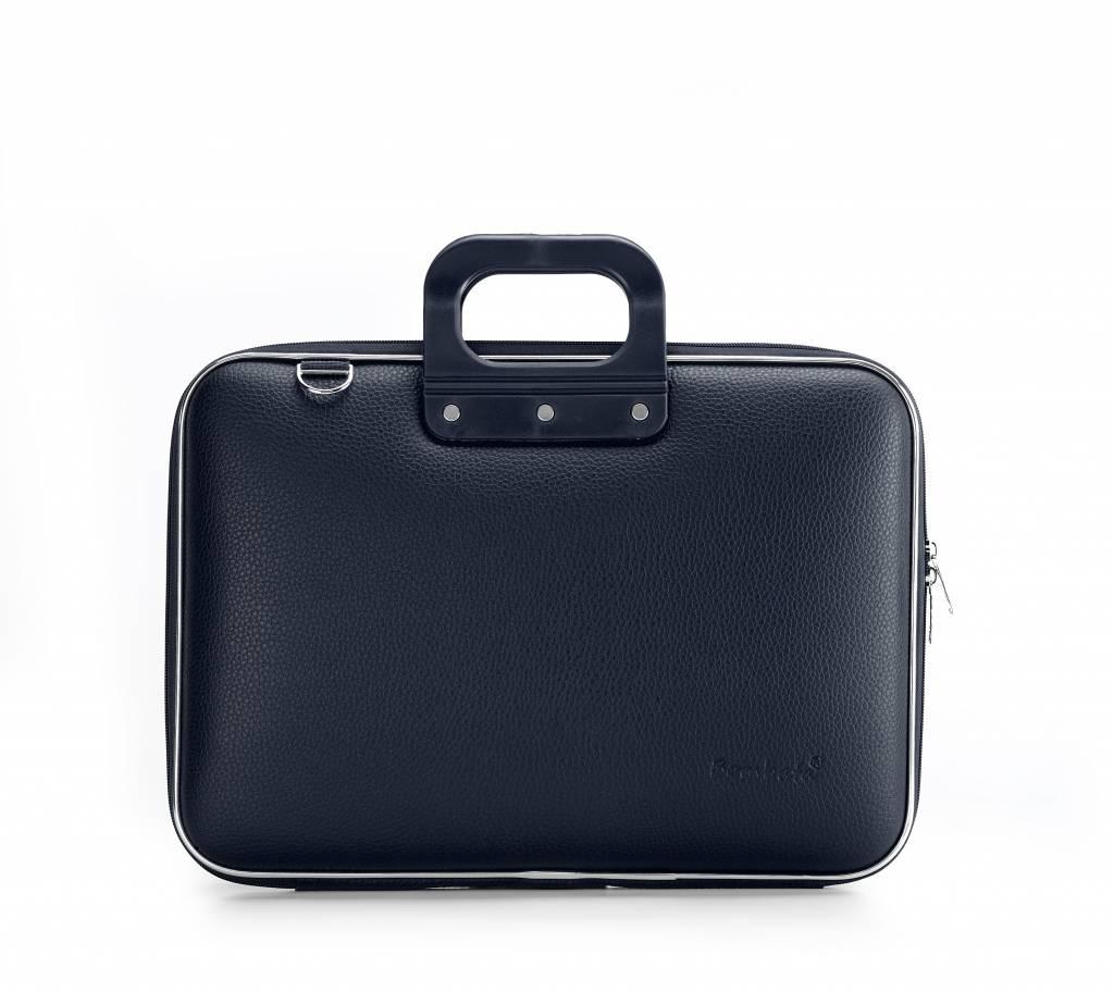 Bombata Classic Hardcase Laptoptas 15 inch Dark Blue