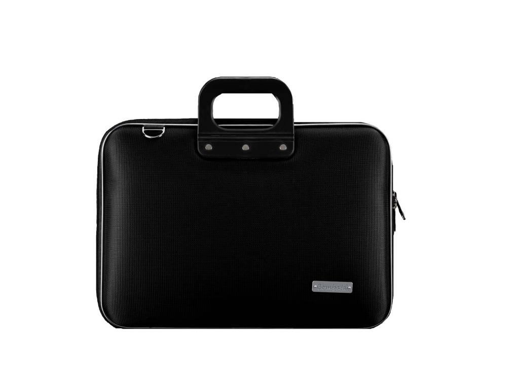Bombata Nylon Laptoptas 15,6 inch Black