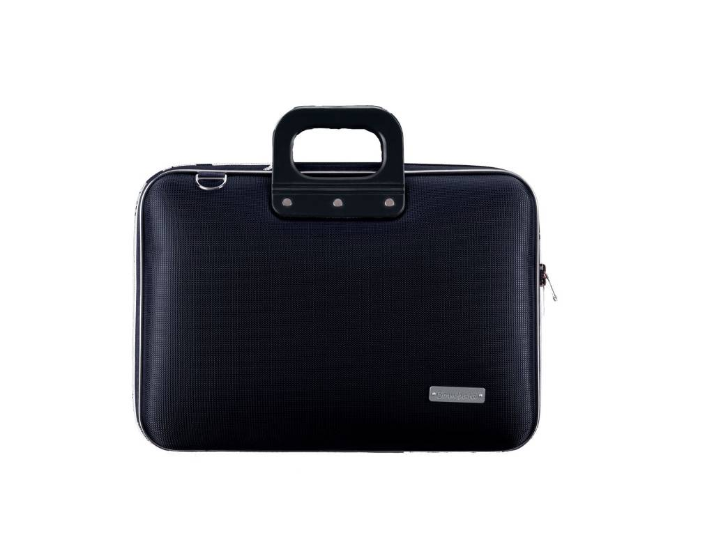 Bombata Nylon Laptoptas 15,6 inch Dark Blue