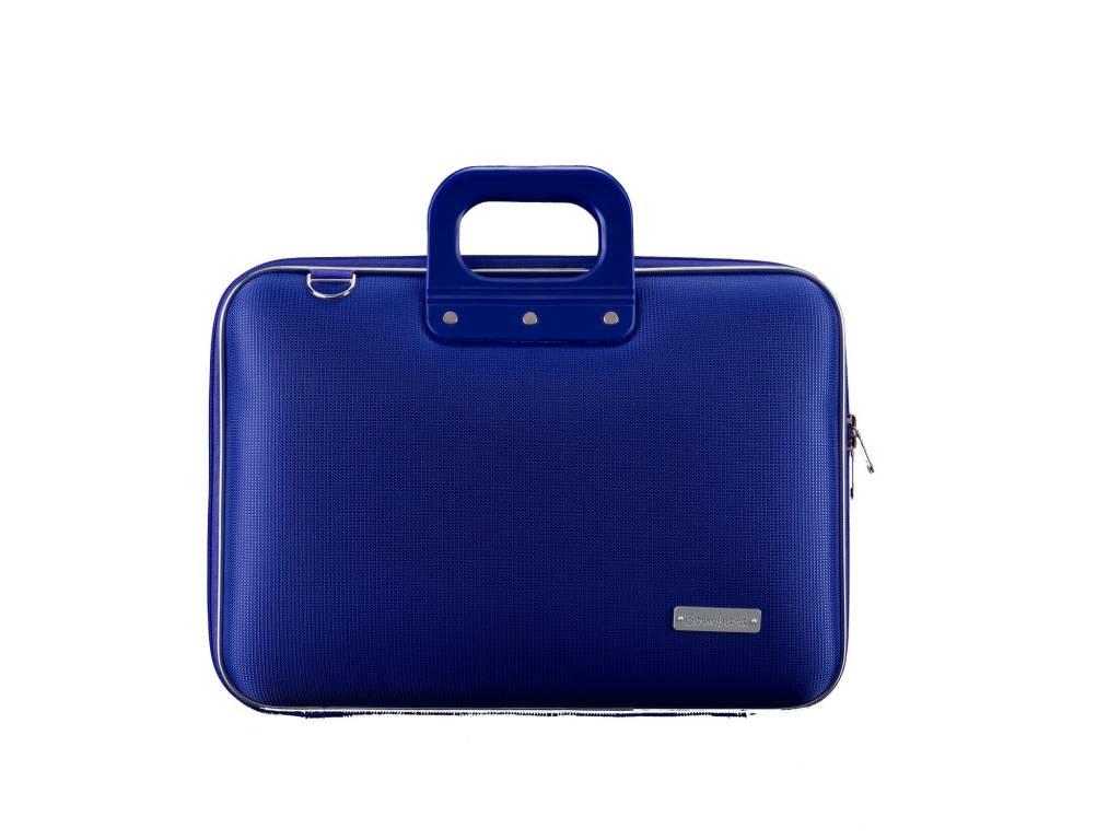 Bombata Nylon Laptoptas 15,6 inch Cobalt Blue
