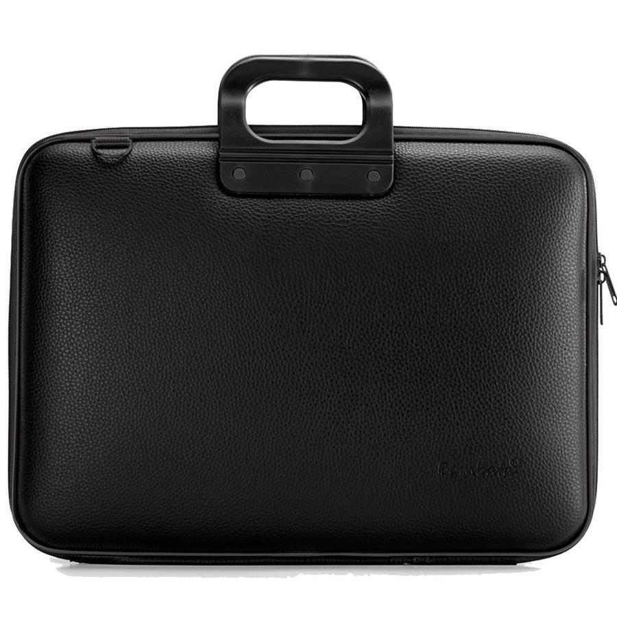 Bombata  Laptoptas 17 inch All Black