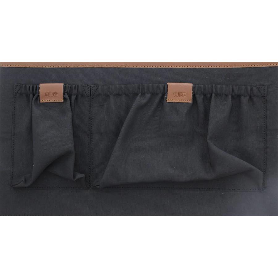 Plevier Leren Laptoptas 15,6 inch Bruin
