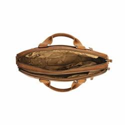 Chesterfield Laptoptas 14 inch Jovi Cognac