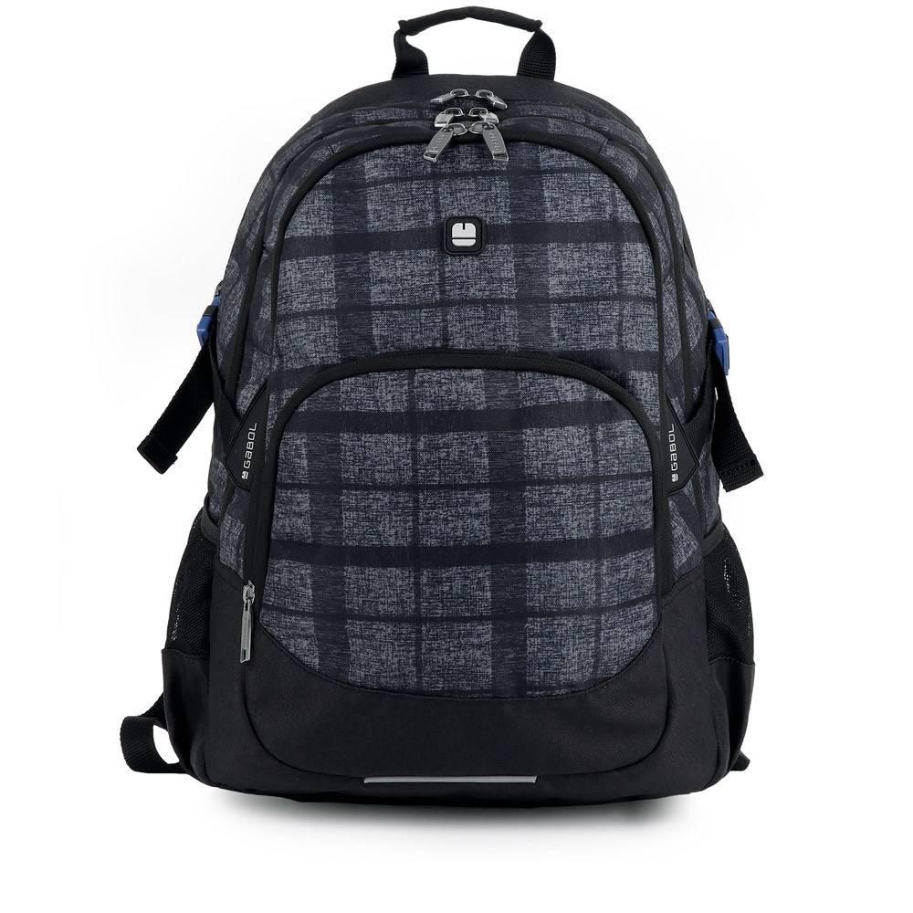 Gabol Laptop Backpack Marvin Zwart