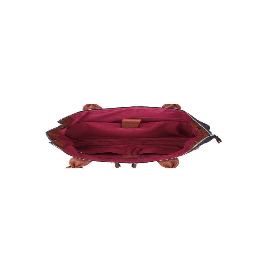 Wimona Catarina Dames laptoptas 15 inch Cognac