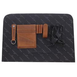 Plevier Beidou Dames Laptoptas 15,6 inch Bruin