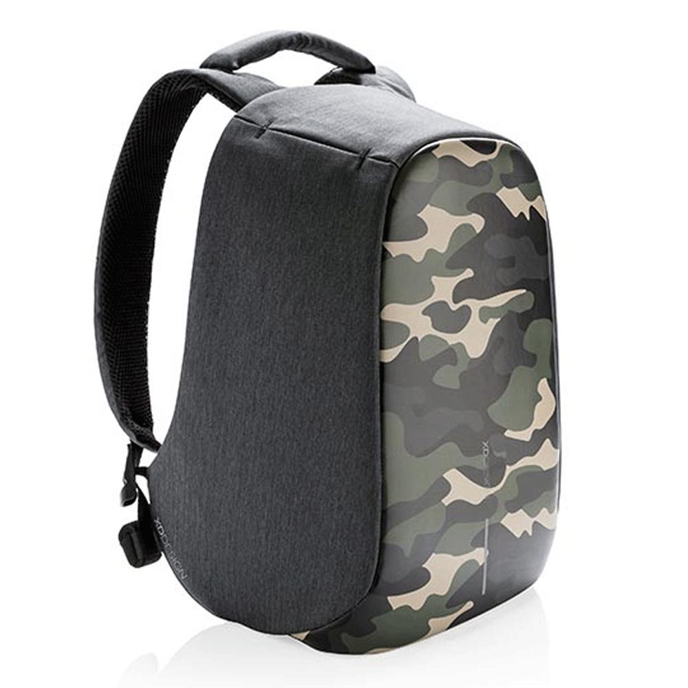 XD Design Bobby Compact anti diefstal rugzak Camouflage Groen