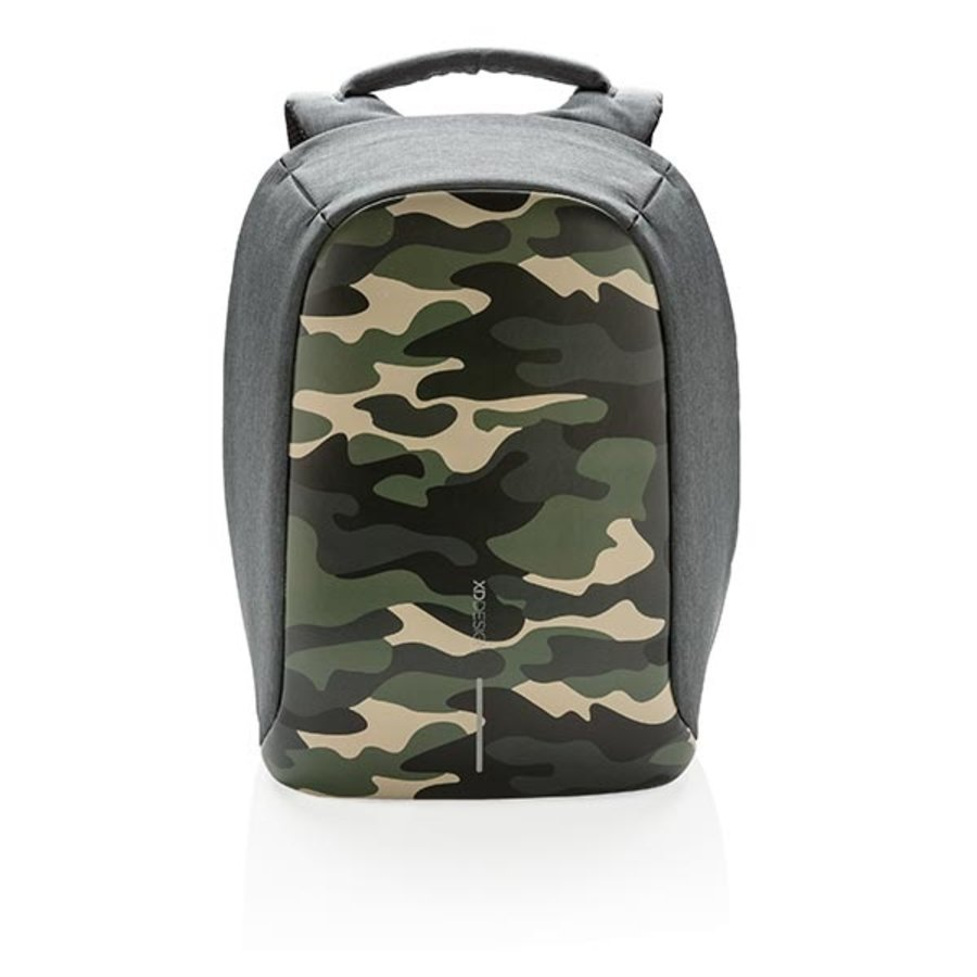 XD Design Bobby Compact anti diefstal rugzak Camouflage Groen