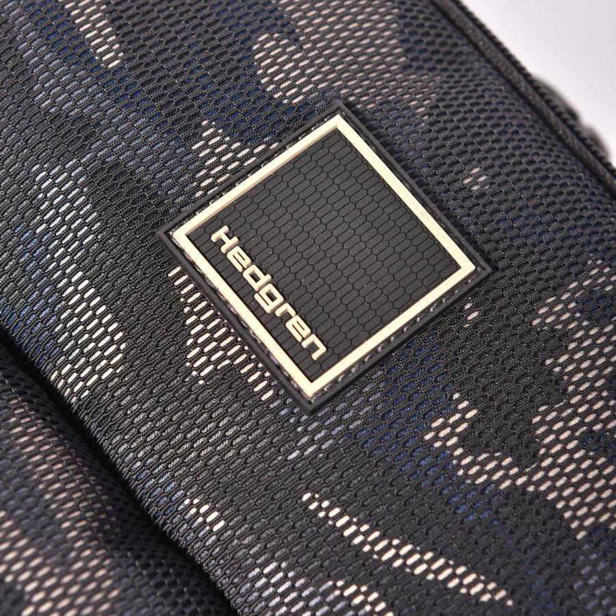 Hedgren Rugzak 15,6 inch Hookup Black Camo Print