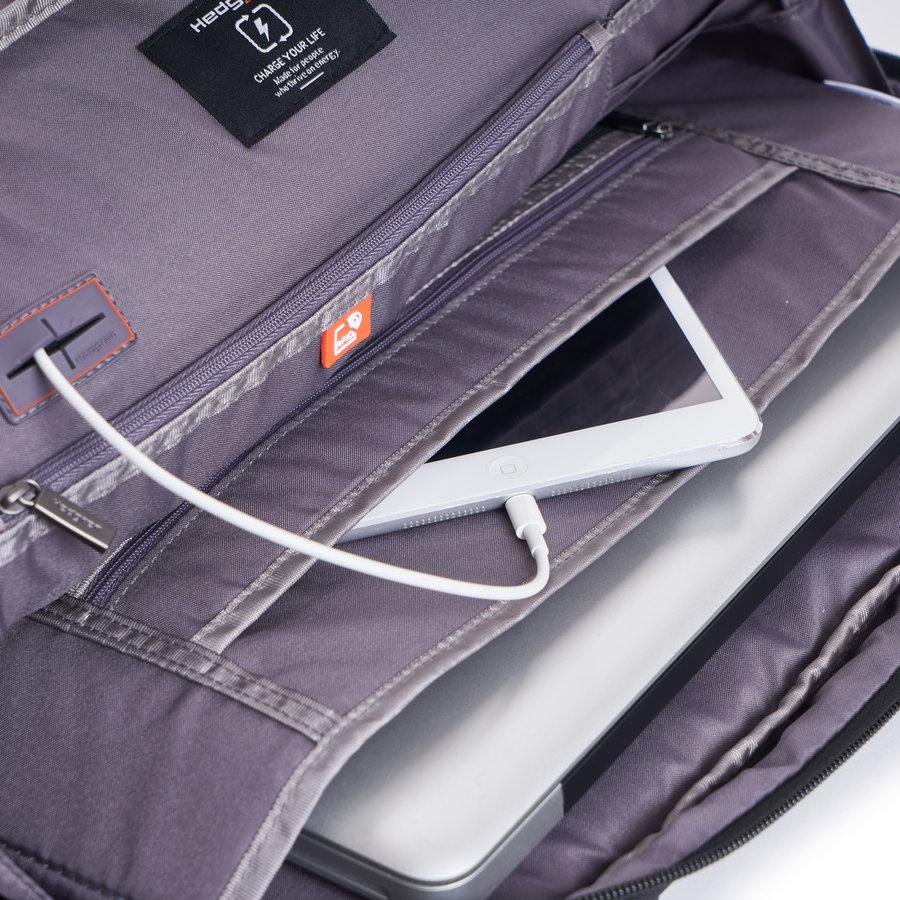 Hedgren Laptoptas 15,6 inch Hitch Black