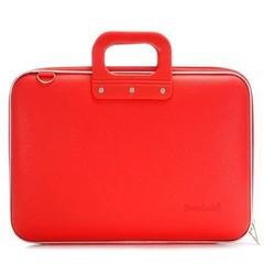 Bombata Classic Hardcase Laptoptas 15 inch Red