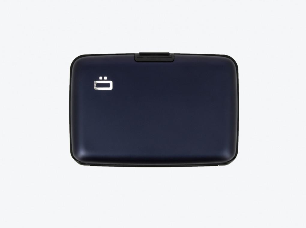 Ogon Designs Creditcardhouder Navy Blue