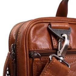 Chesterfield Leren Laptoptas 15 inch Manuel Cognac