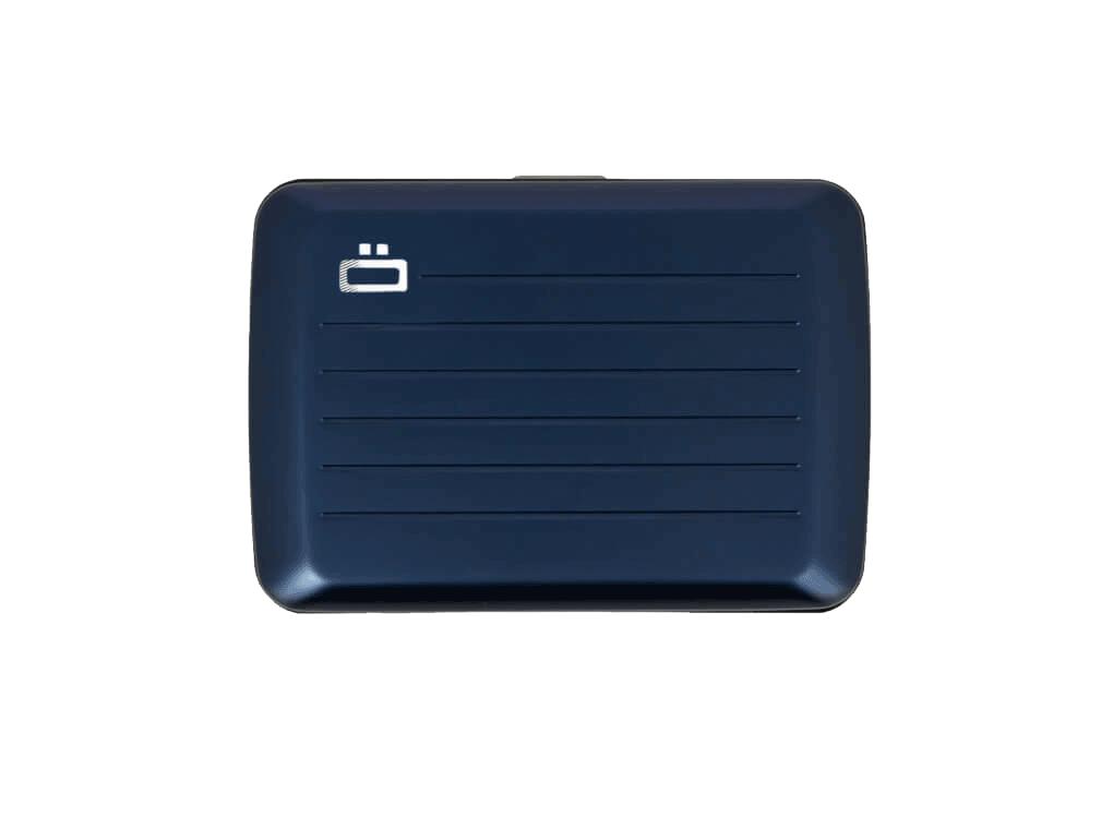 Ogon Creditcardhouder Stockholm V2.0 Navy Blue
