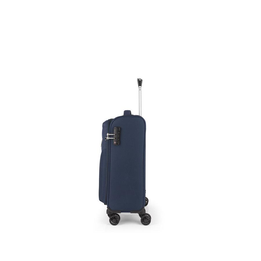 Gabol Cabin Trolley Koffer Mailer Blauw
