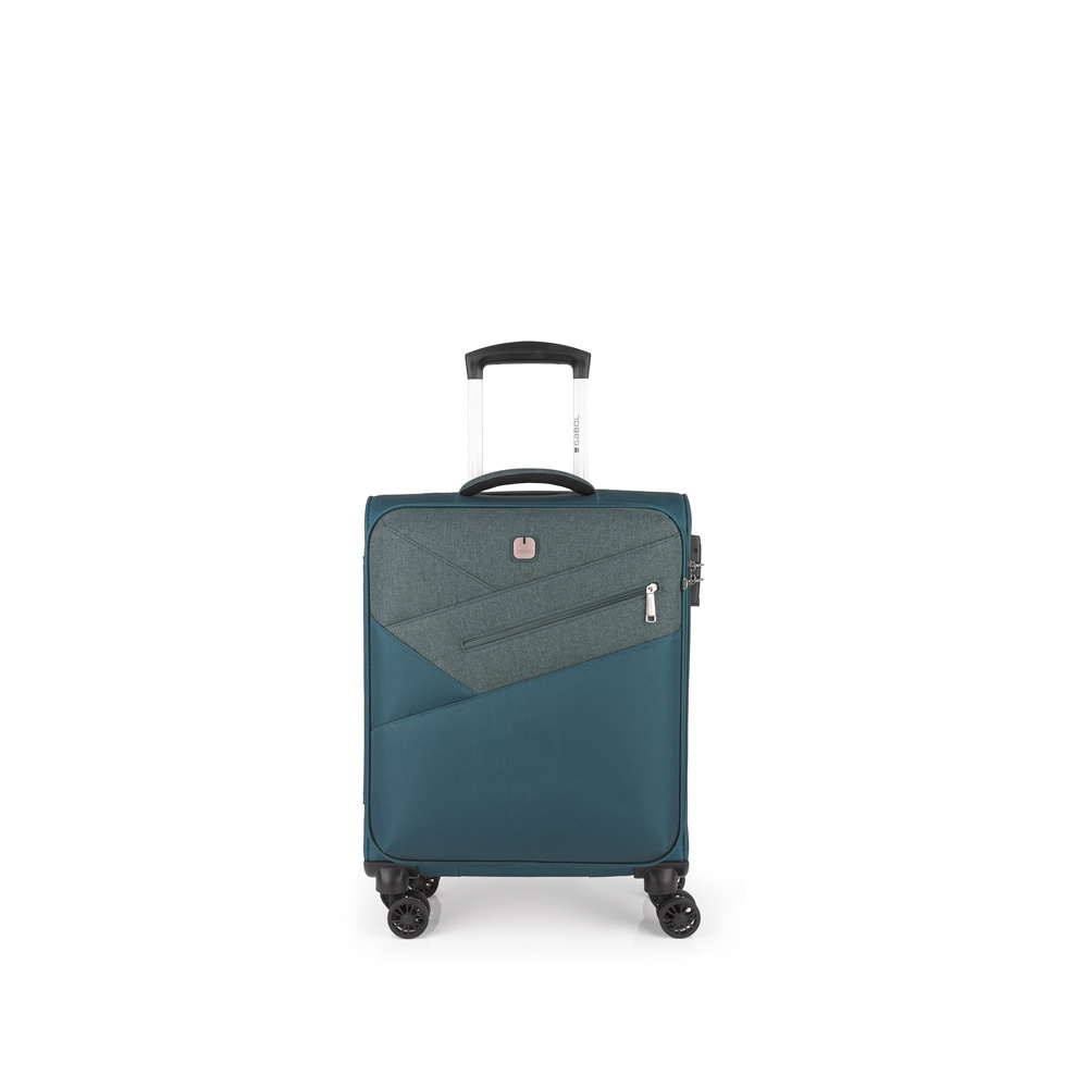 Gabol Cabin Trolley Koffer Mailer 55 Turquoise